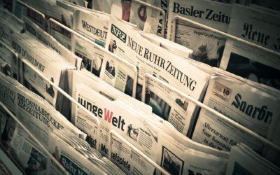 """Myloby fait la """"une"""" de tous les grands sites de presse !"""