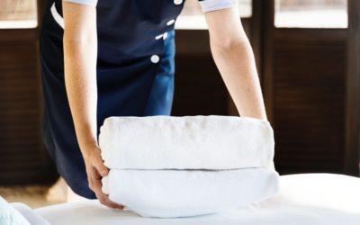 Société de service à la personne : restez au courant du passage de votre femme de ménage !