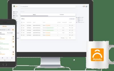 Myloby lance son logiciel de gestion de clés à destination des professionnels de l'immobilier
