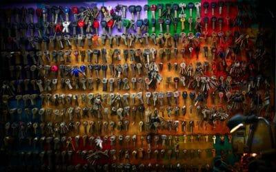 MyLoby, le logiciel de gestion de clés pour gérer de nombreux accès et clés dans une agence